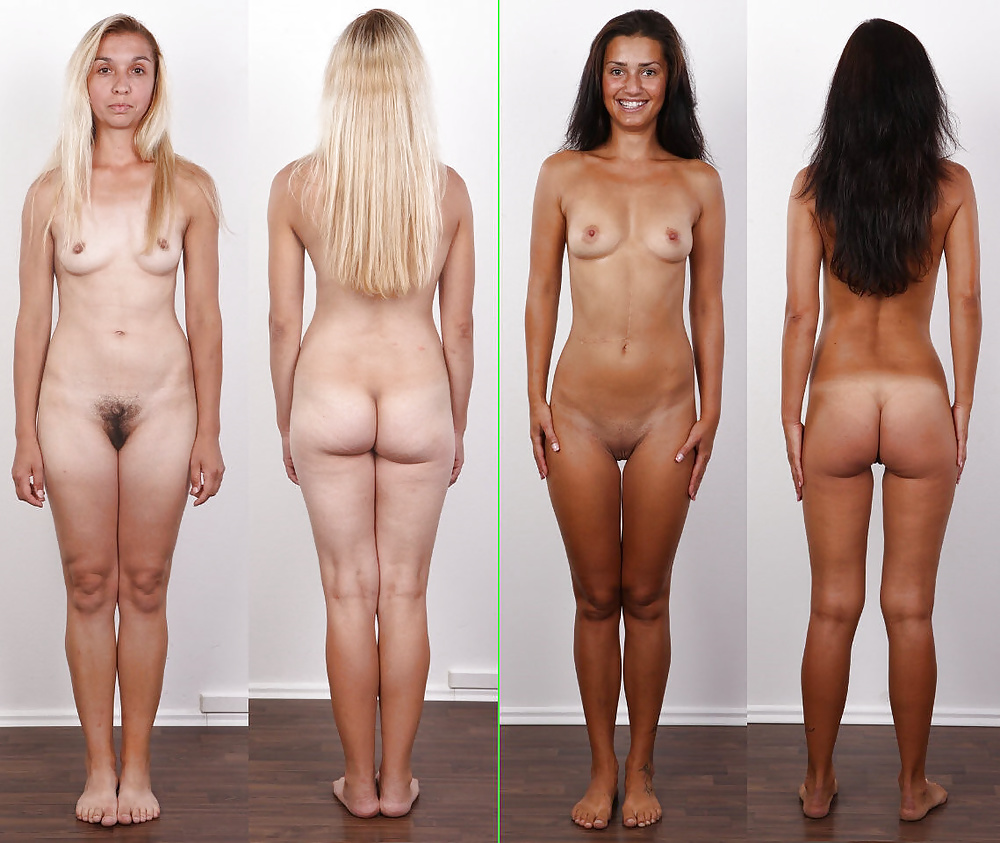 Кастинг фото спереди и сзади голышом, смотреть порно взял негритянку силой