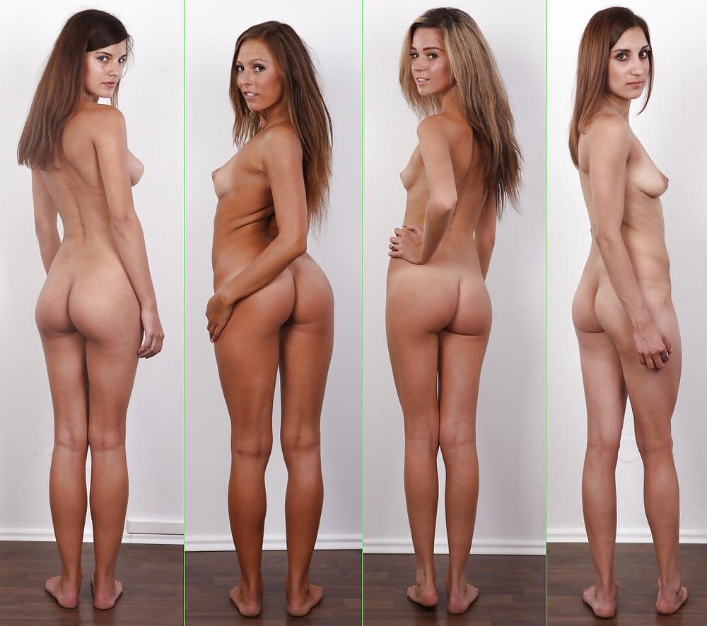 видео голых моделей на кастингах - 12