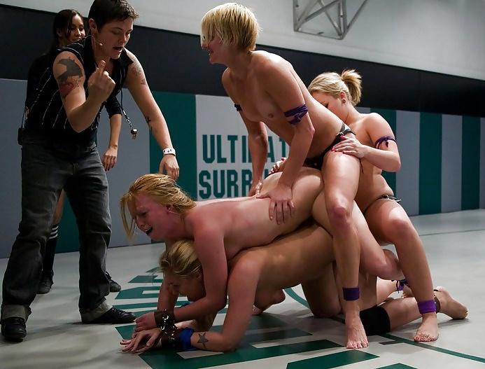 Watch Sexy Tag Team Wrestling