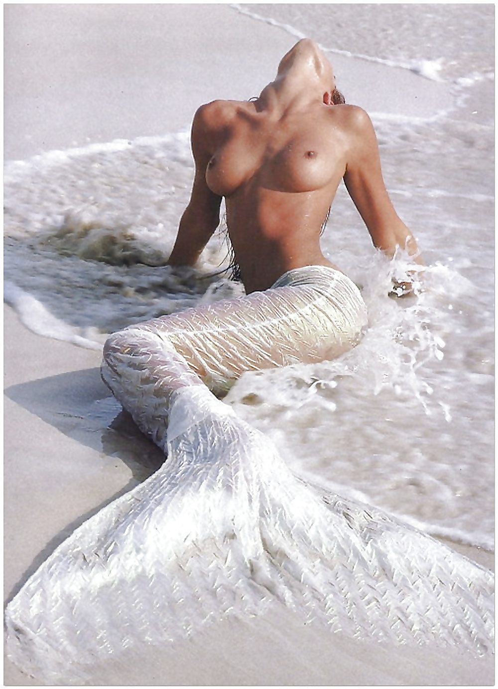 Naked pictures of mermaids 8