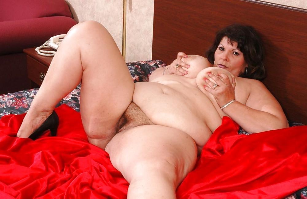 Порно пожилые полные женщины — img 13
