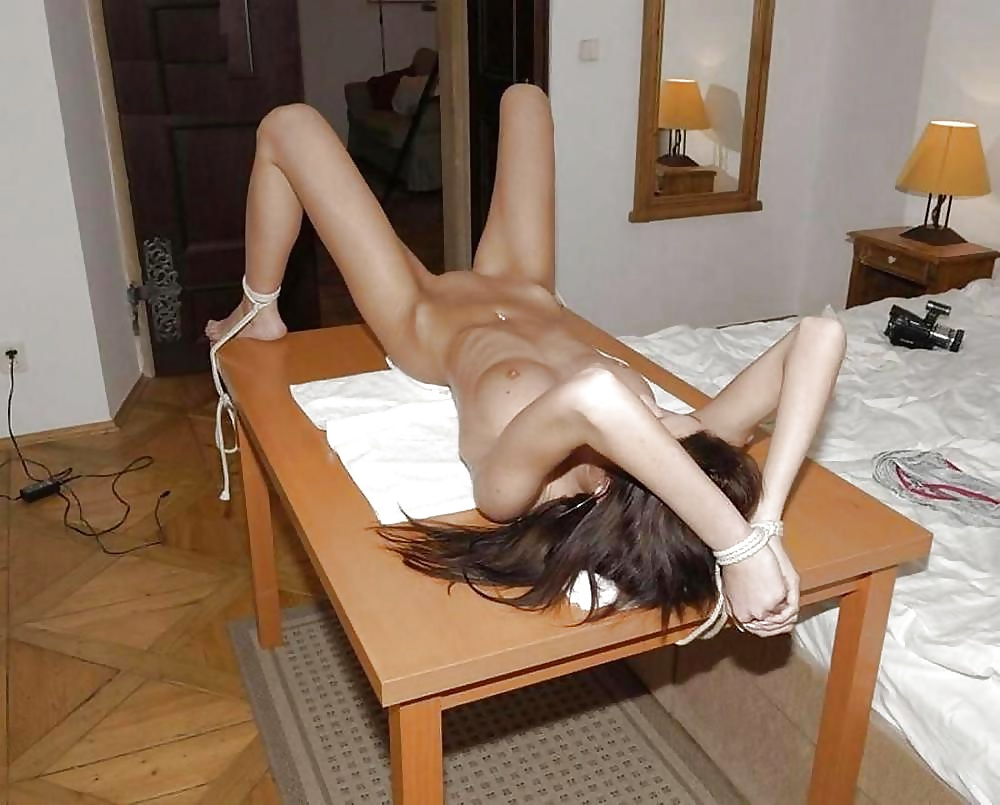 J anorexic girl fucked by black cock