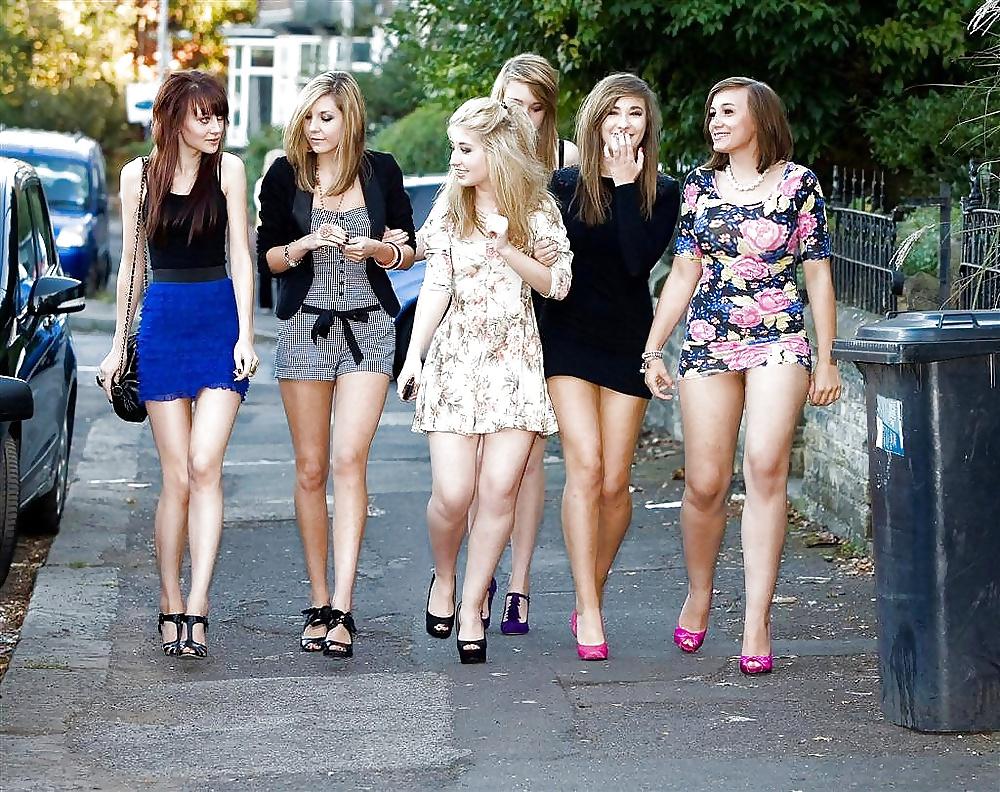 Help teen girls choose modest
