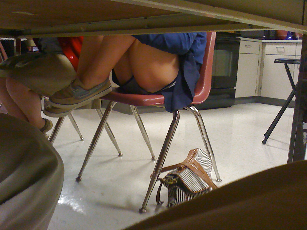 Teaching, writing, and voyeurism in the house
