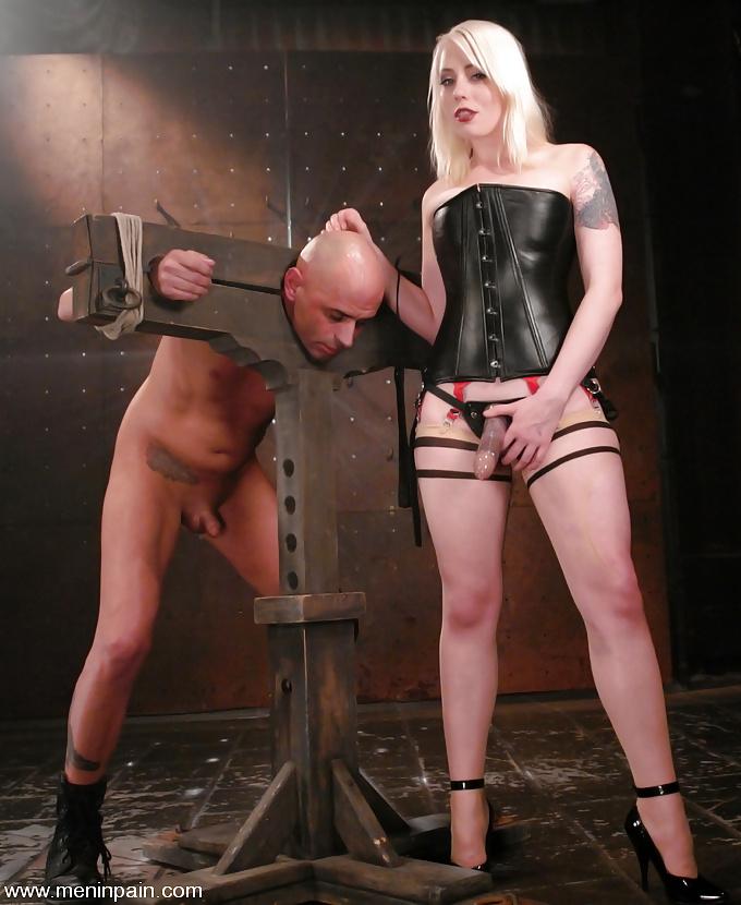 Slave man femdom telegraph