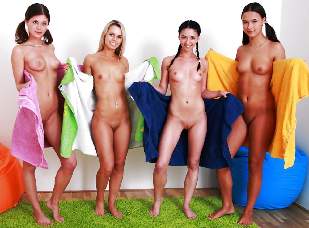 Homemade chubby mature nude towel