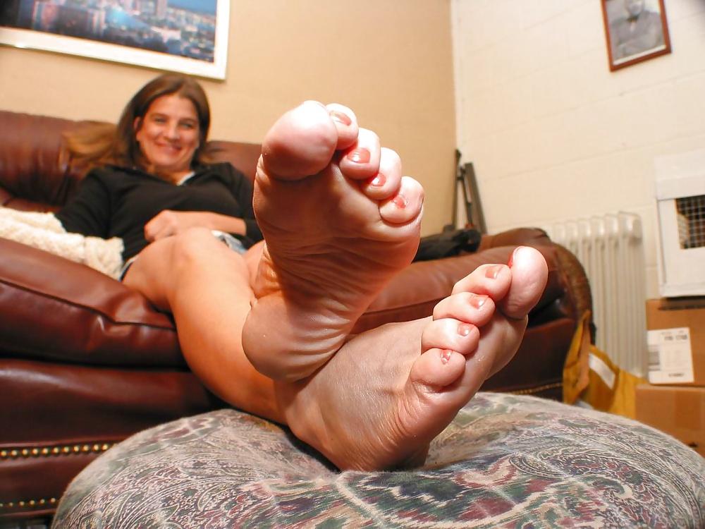 Lesbian Teacher Feet Worship
