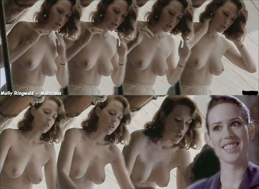 Molly nackt Ringwald Molly Ringwald