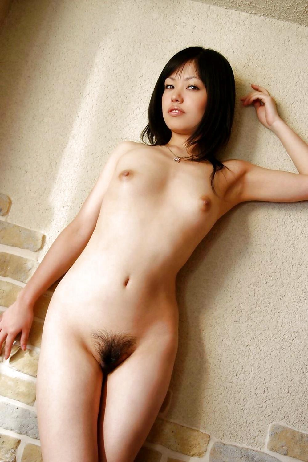Babe hairy japen naked