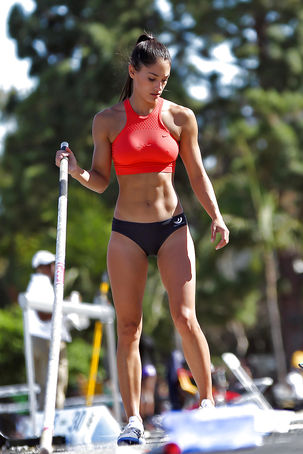 Naked pictures of allison stokke — img 14