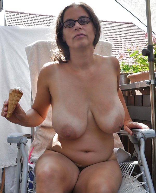 Big boobs mature ladies