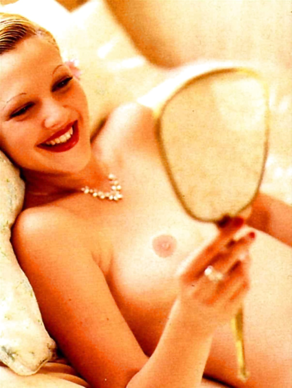 Free nude pictures of drew barrymore, born hustler natural