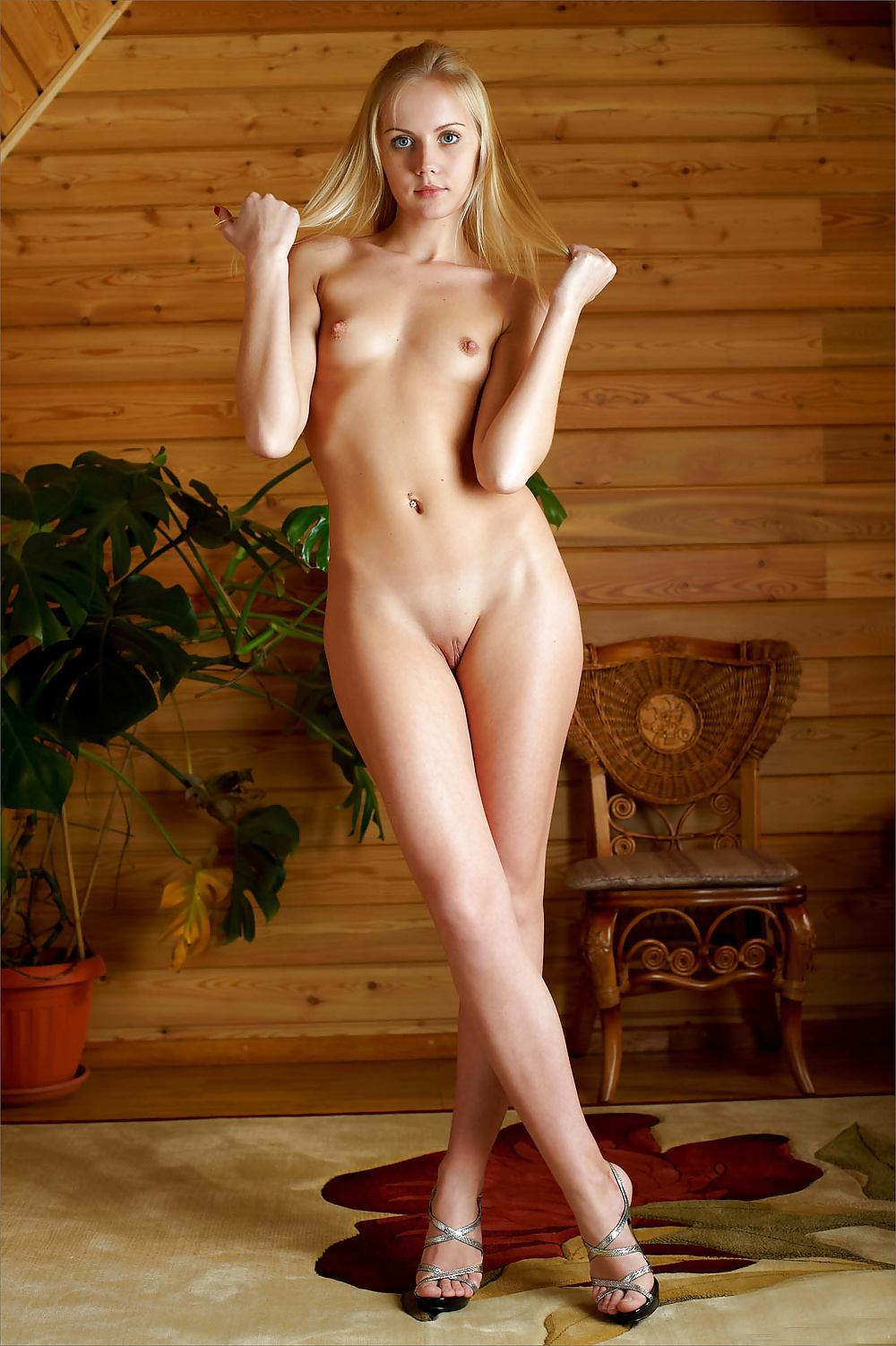 Blondes naked young virgins #6
