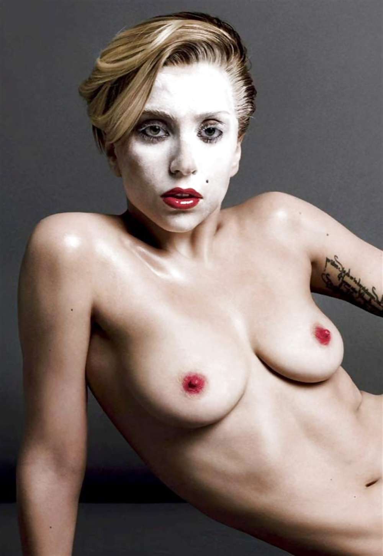 Lady gaga free nude pics #2