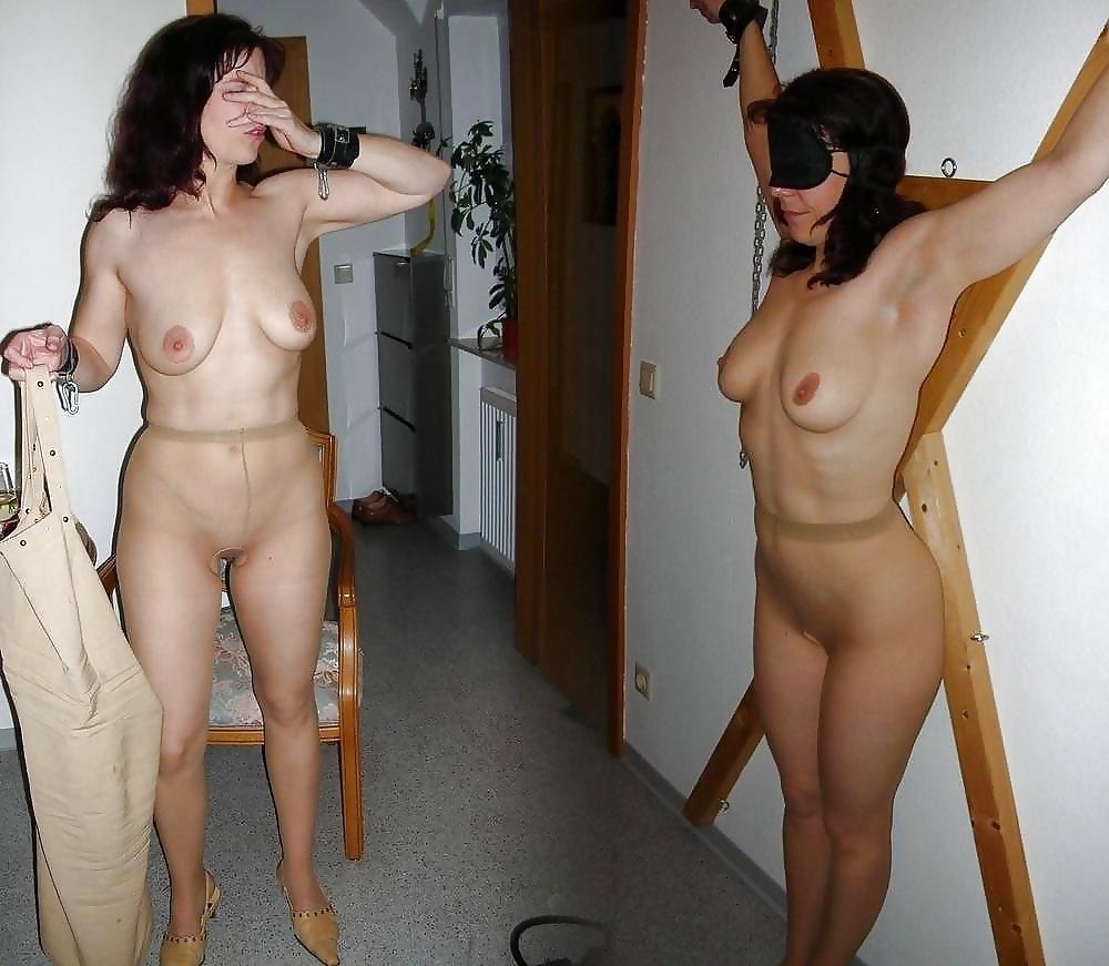 White sex slave wife