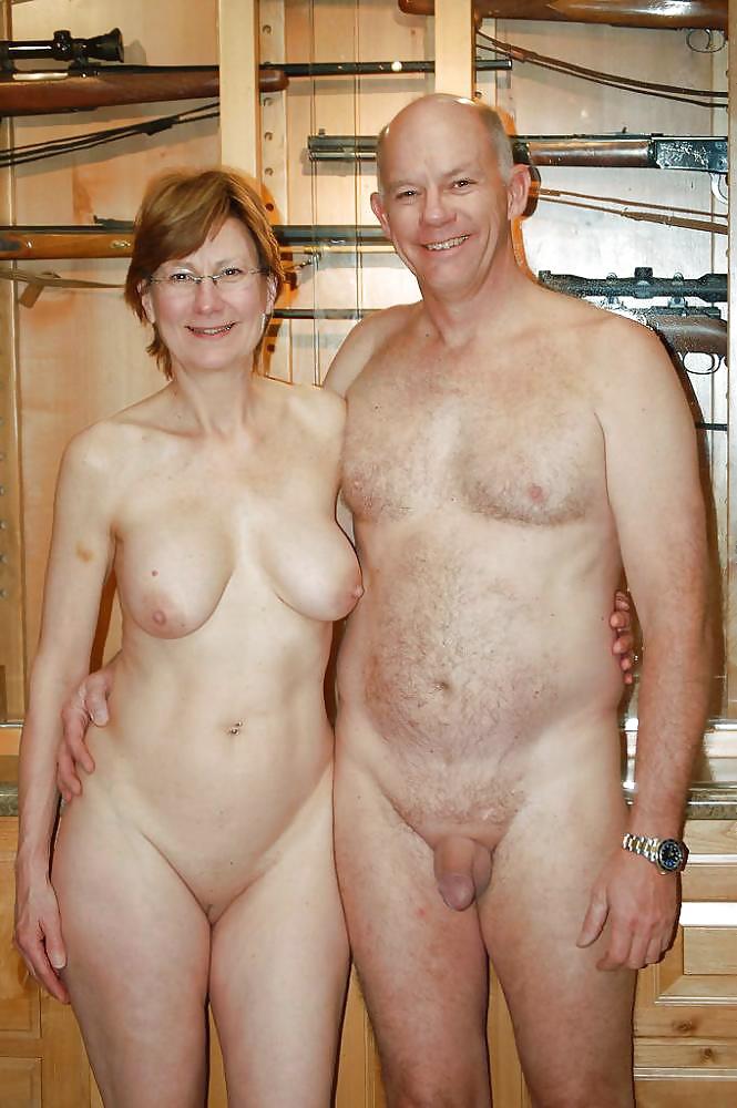 Amature nude mature couple