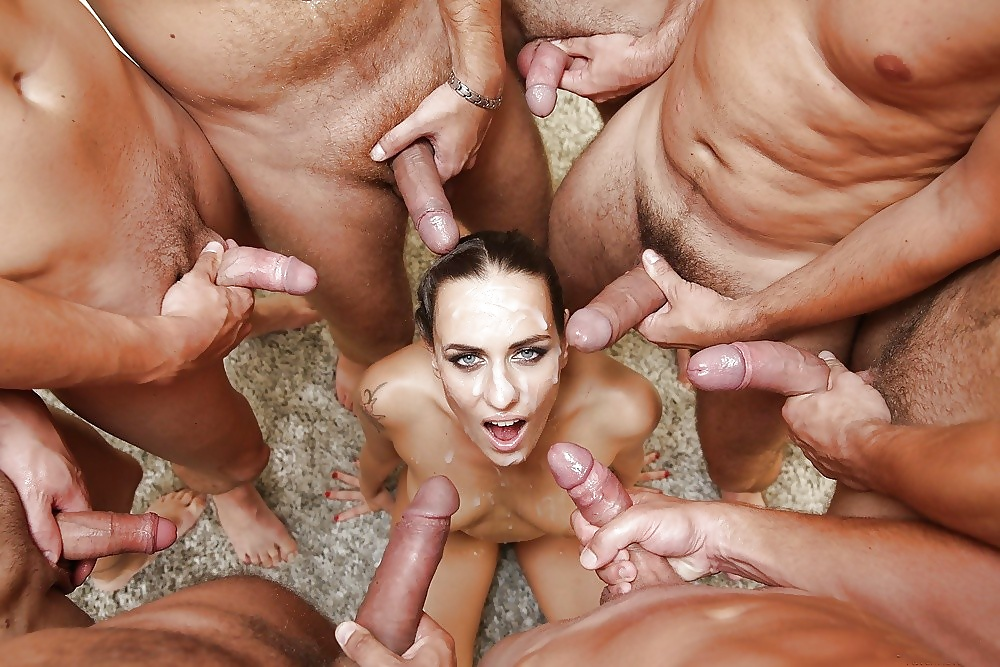 So Many Girls And Just One Cock, Hd