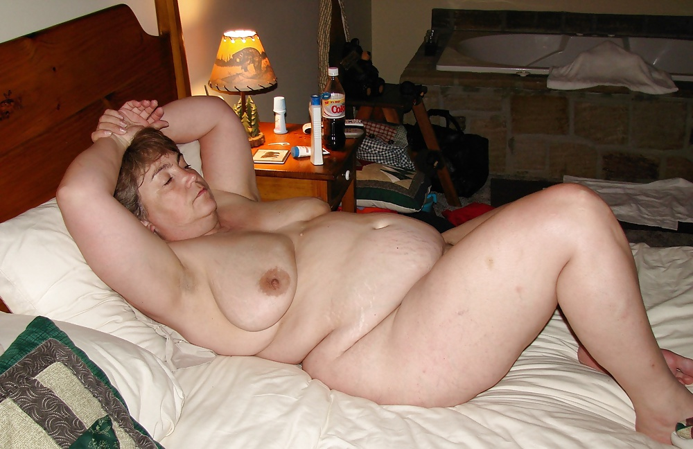 Mature bbw amateur homemade