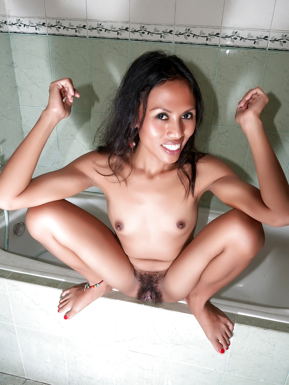 Asian Hairy Asian Piss
