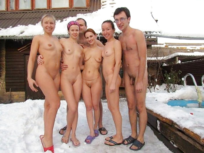Nudism and nudity