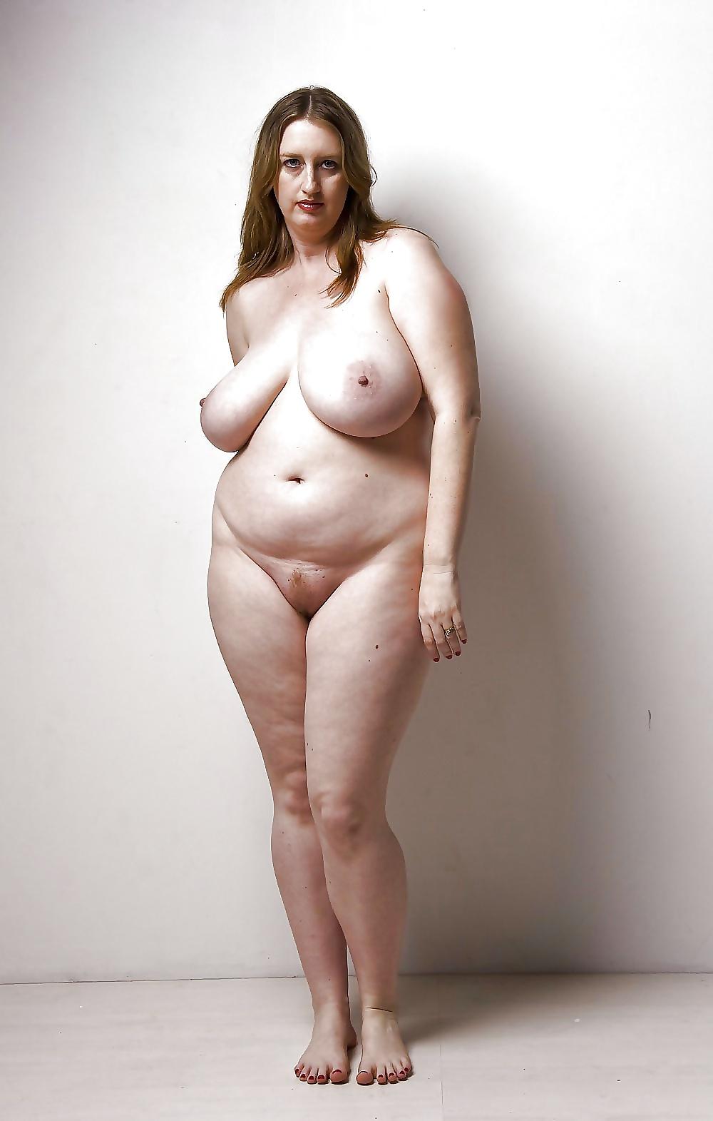 Фото толстых женщин голые — 14