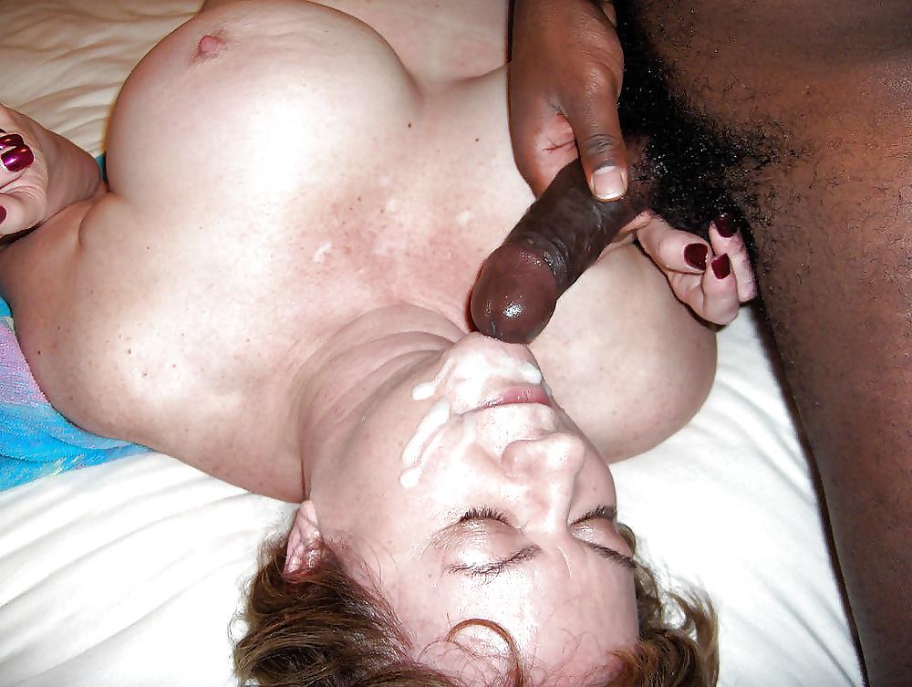 Slut Wife Loves Fresh New Cum