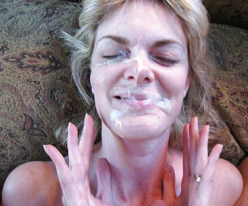 Dirty Cocksucker Milf Full Of Cum On Face Blowjobs Gangbang