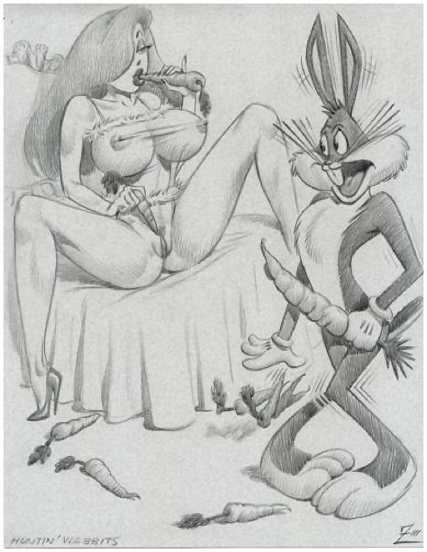 Bugs bunny xxxcomic babs se vuelve stripper tiny toons