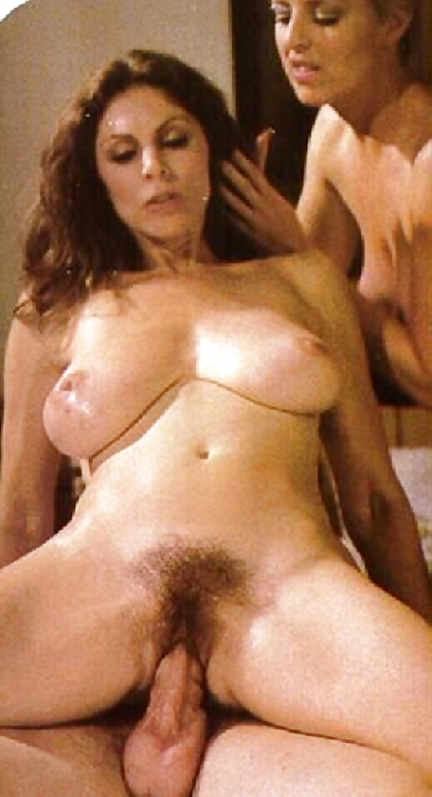 Kay Parker Nude With Shaved Pussy