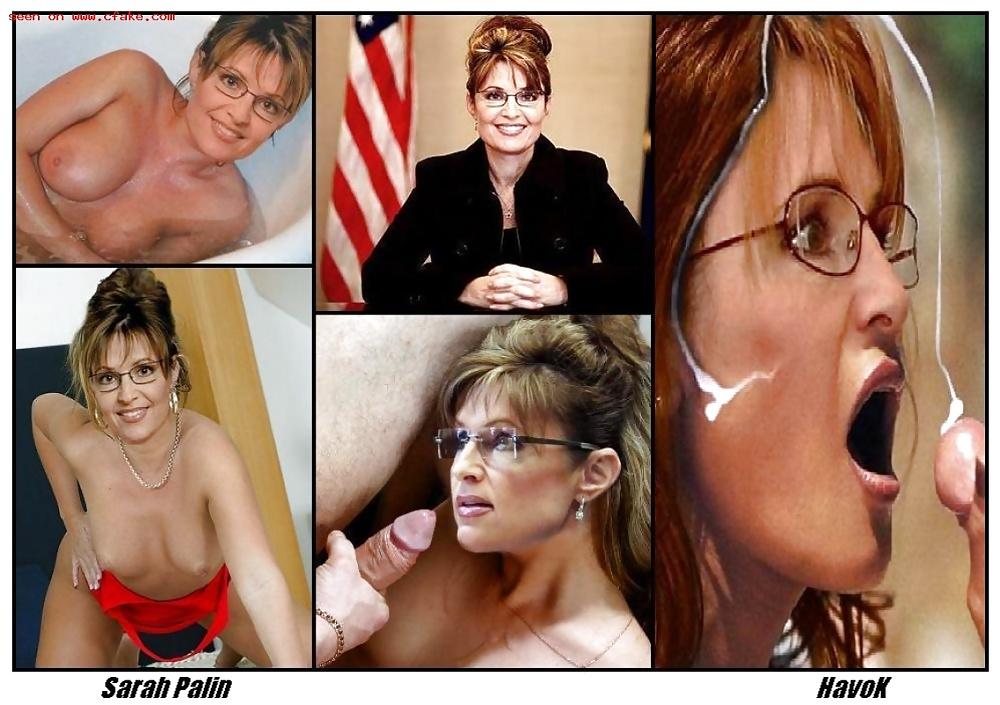 Sarah Palin Isnt Really Nude