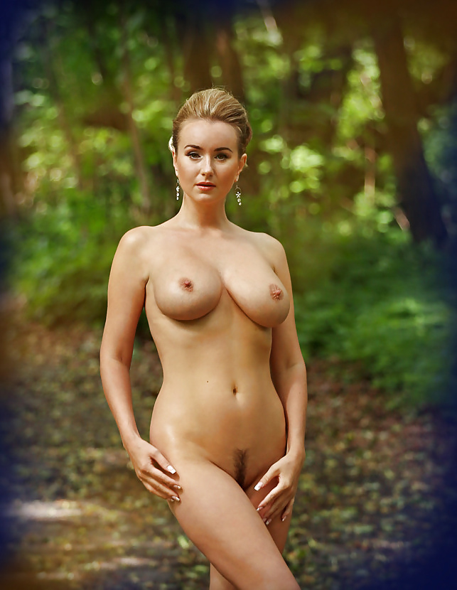 Фото Обнаженных Женщин России