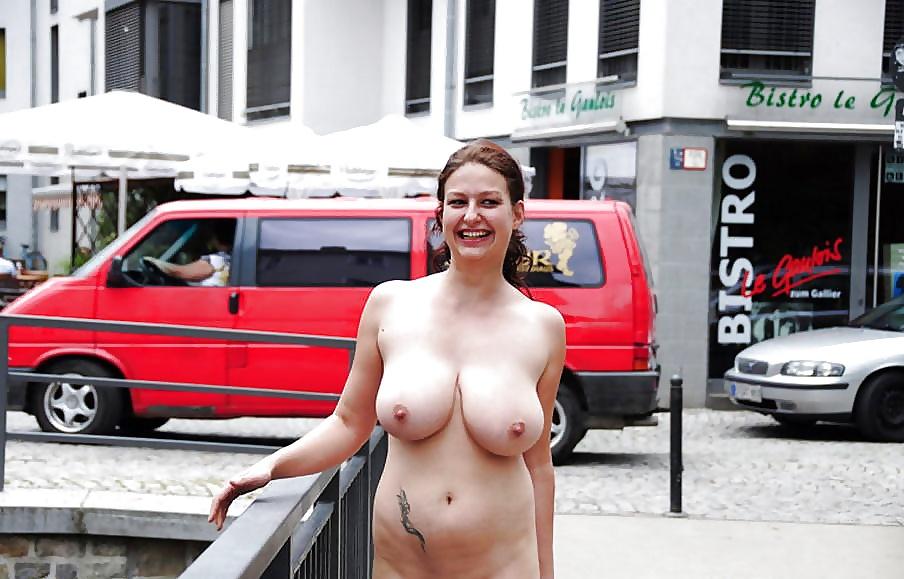 Model Nude Girl Print Leggy Busty Art Woman Female Picture Julie