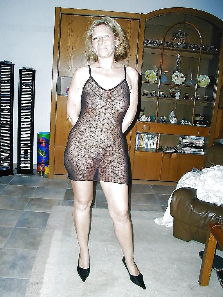 Amateur Mature Bodystocking Slut Wife