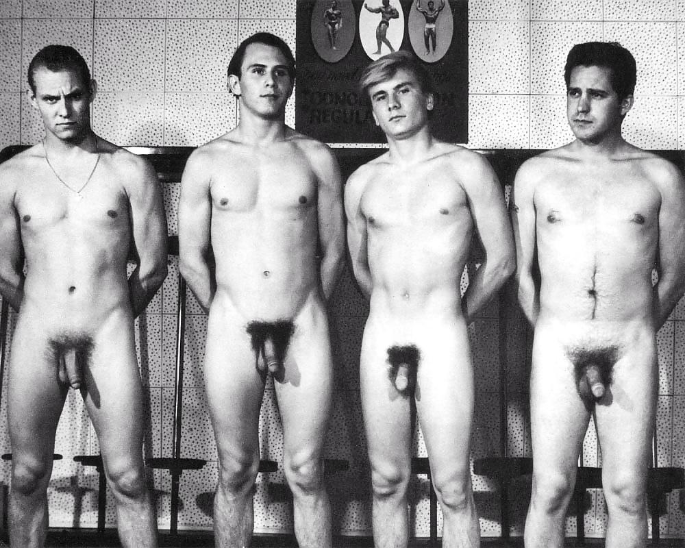 Vintage Ymca Nude Swimming