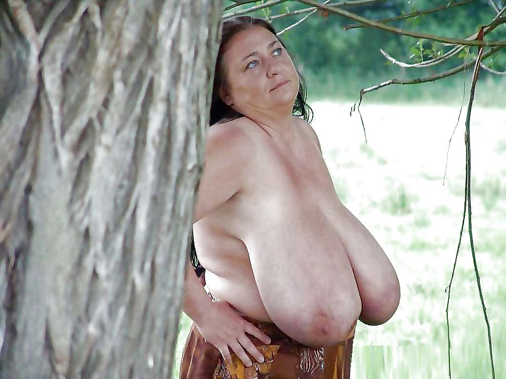 Angela Mature Boobs