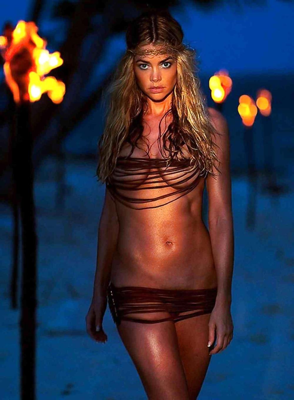 Actress denise richards naked