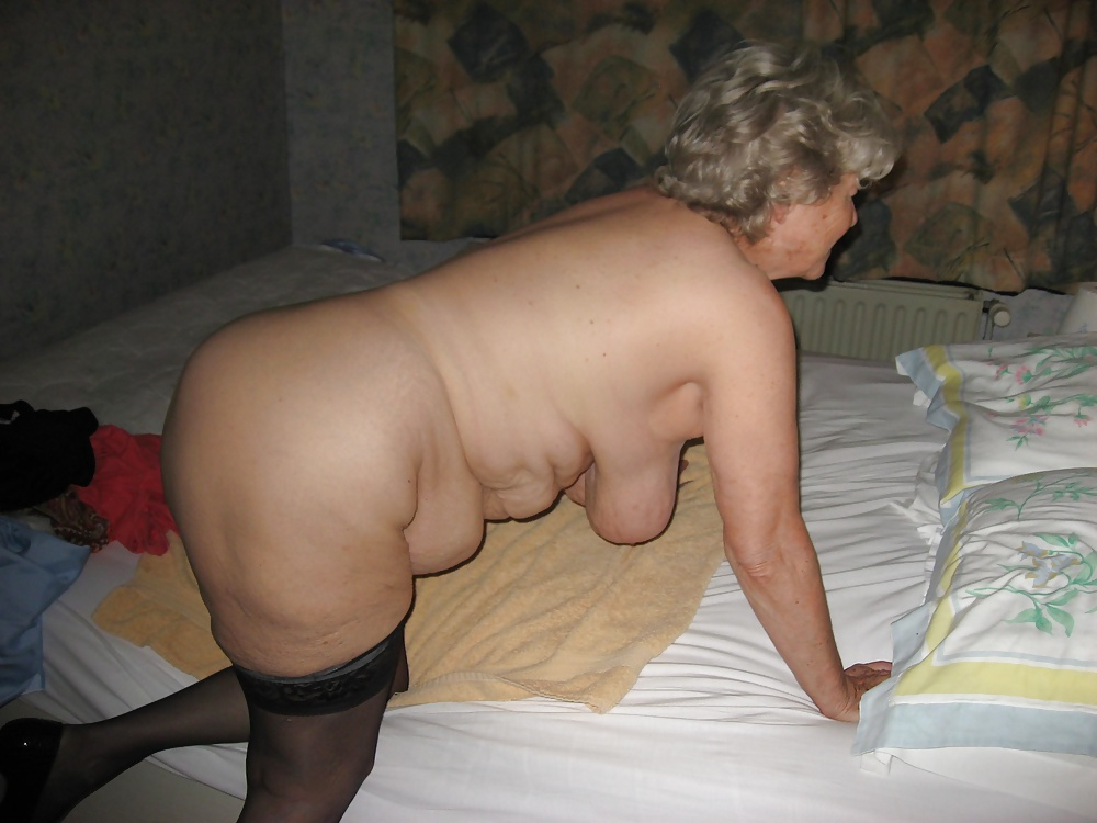 Grandma Goth