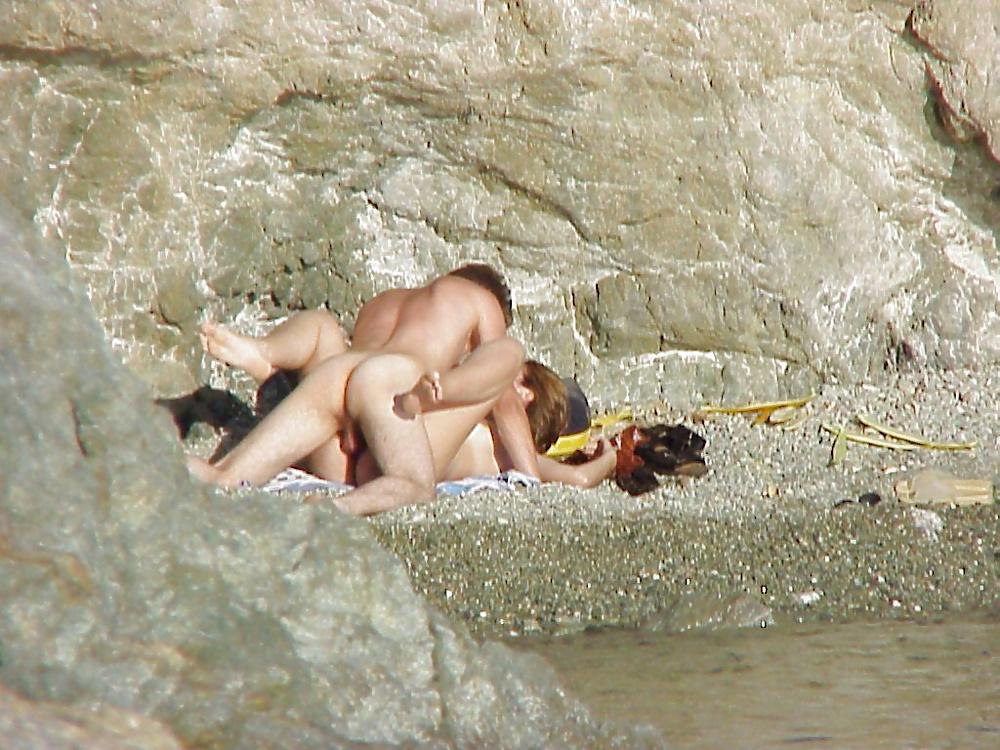 Пляж Нудисты Камера
