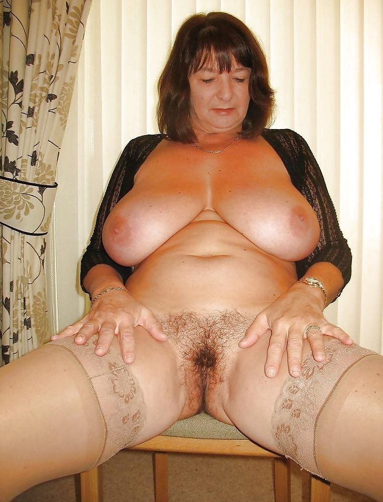 Naked Old Big Tits
