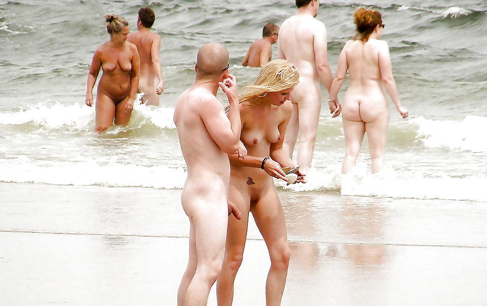 Nudists Want State To Look The Other Way