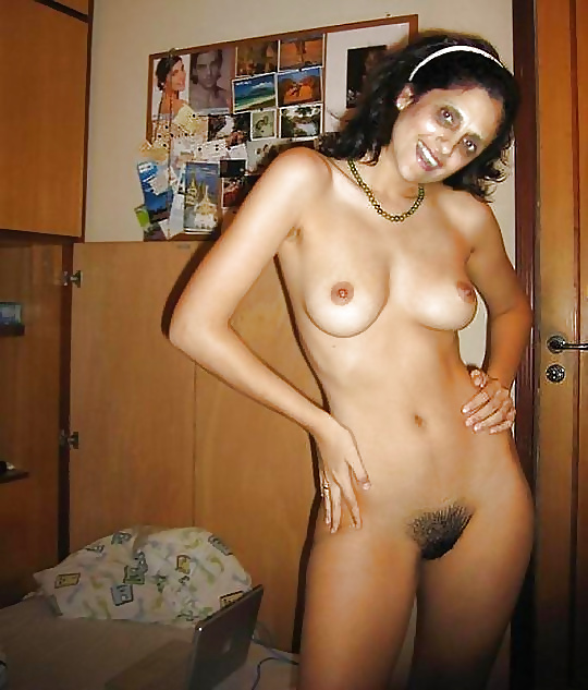Amateur hairy latino girl — img 14