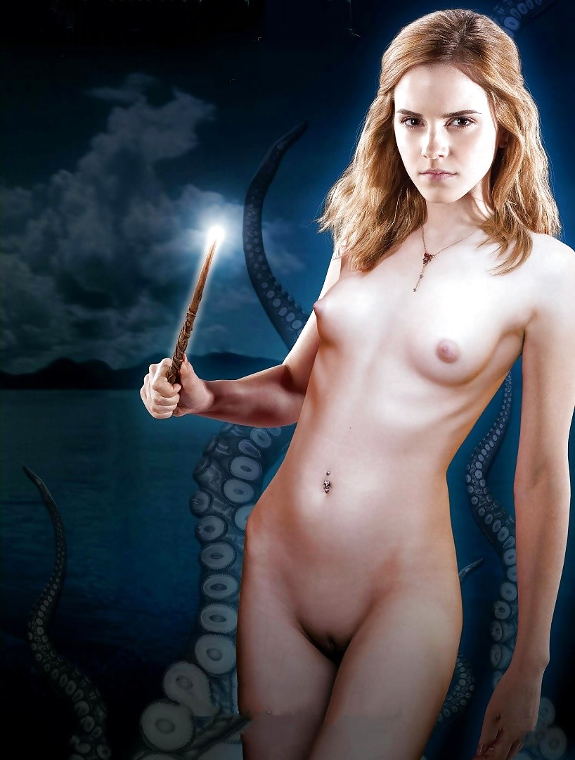 Hermione granger wanted nude