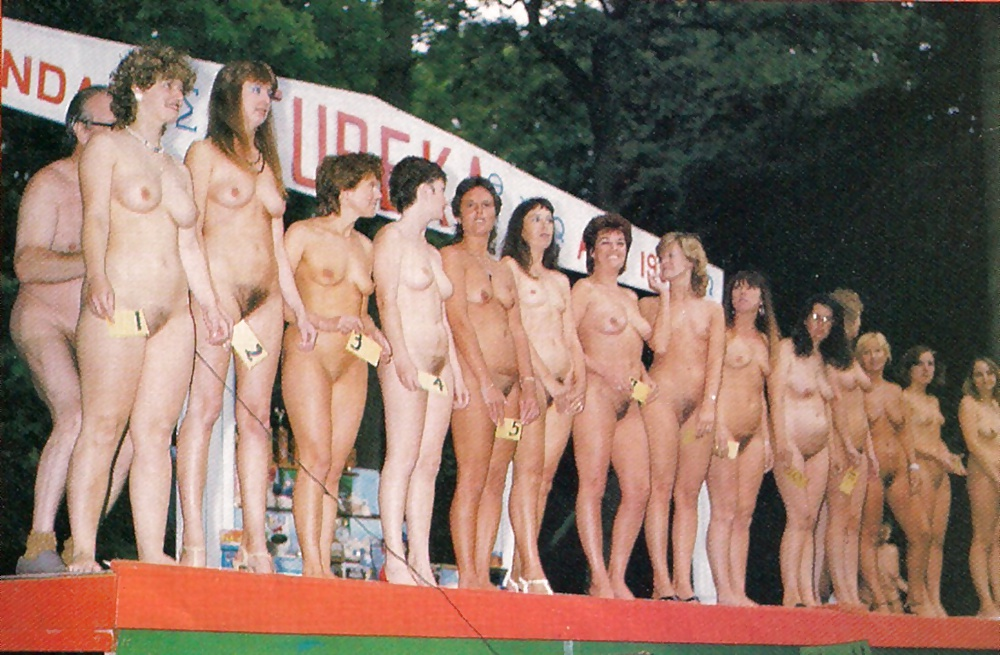 Group Miss Nude Galaxy