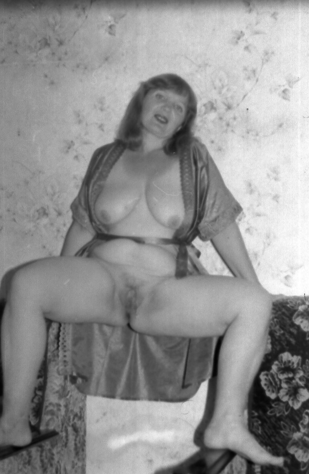 Старое частное эротическое фото — pic 5