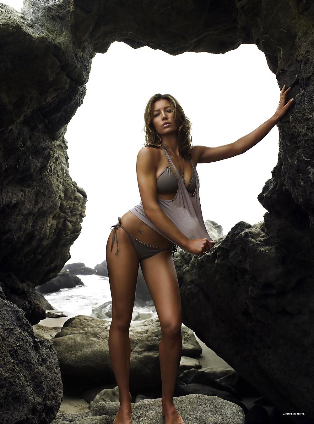 Jessica biel bikini gallery