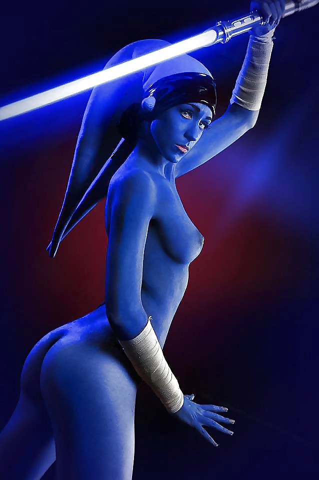 Star wars girls characters pussy