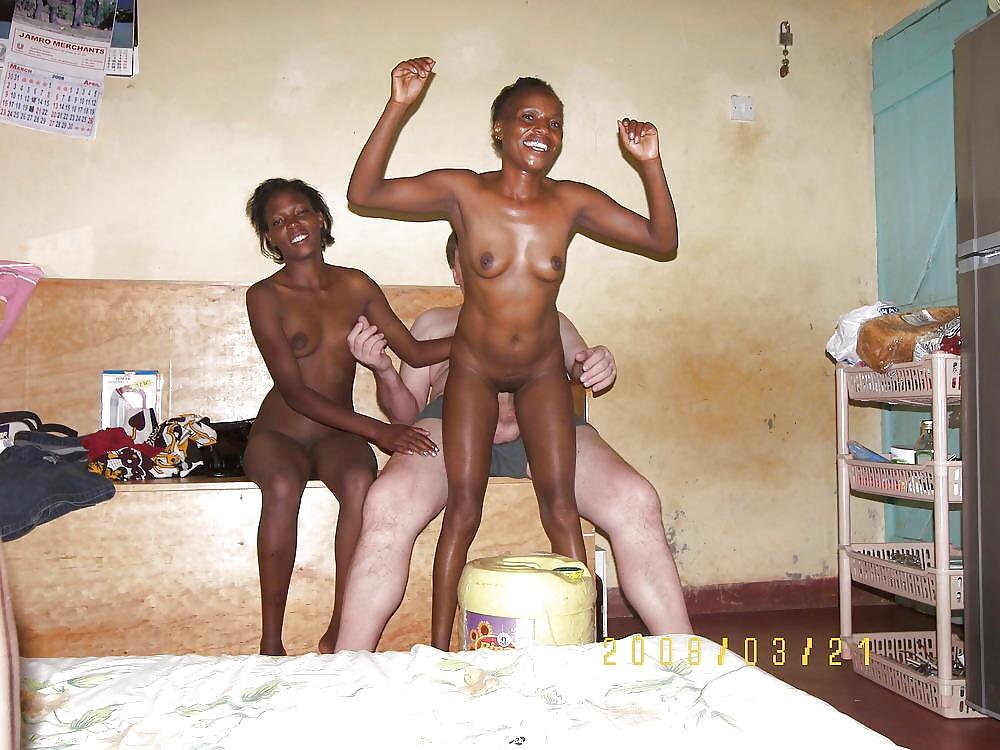 Африканский Домашний Секс
