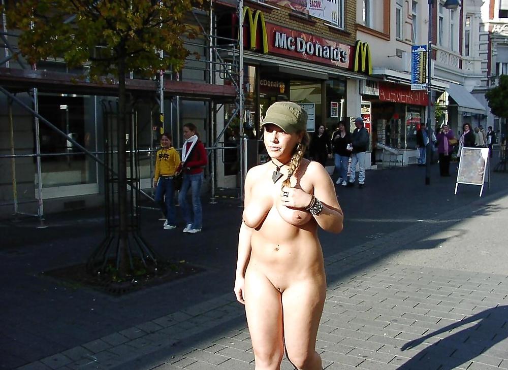 Nudity city