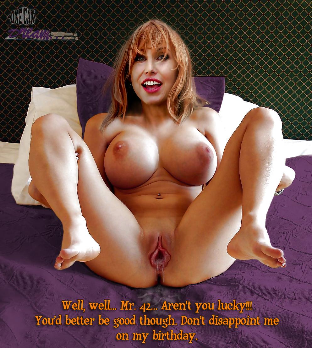 Kari byron pussy tits