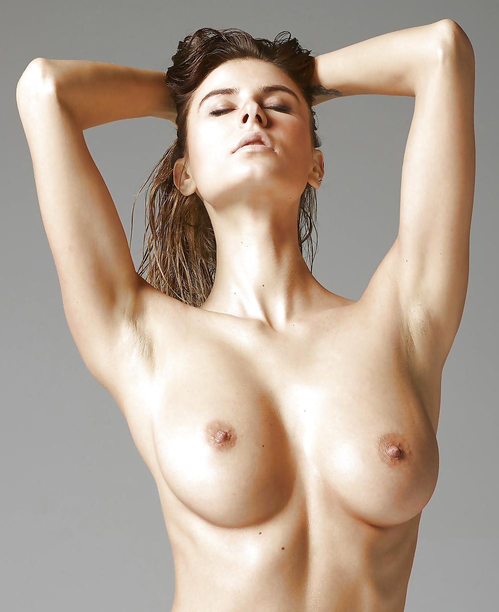 Girl hairy sweaty armpits